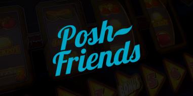 Партнёрская программа Poshfriends — лучшие бренды онлайн-казино