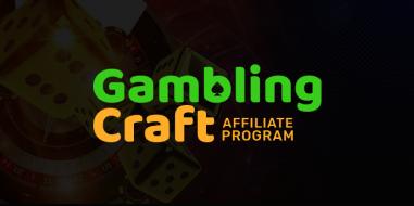 Gambling Craft – партнерская программа лучших брендов онлайн-казино