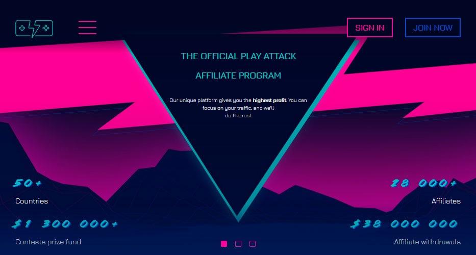 news 2 playattack развивается и запускает новый сайт